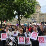 Frauenstreik, 14. Juni 2019: Keine Mehrfachdiskriminierung als Frau und Migrantin